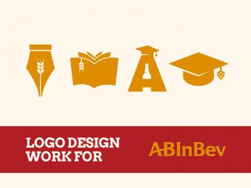 Logo Work For Ab InBev
