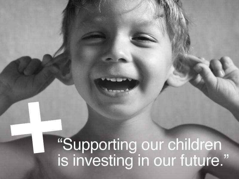 Children's Charity Branding