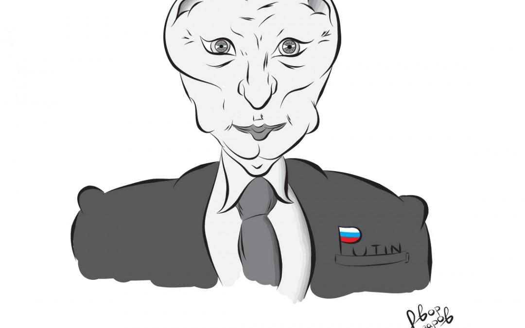 Political Leader Cartoons