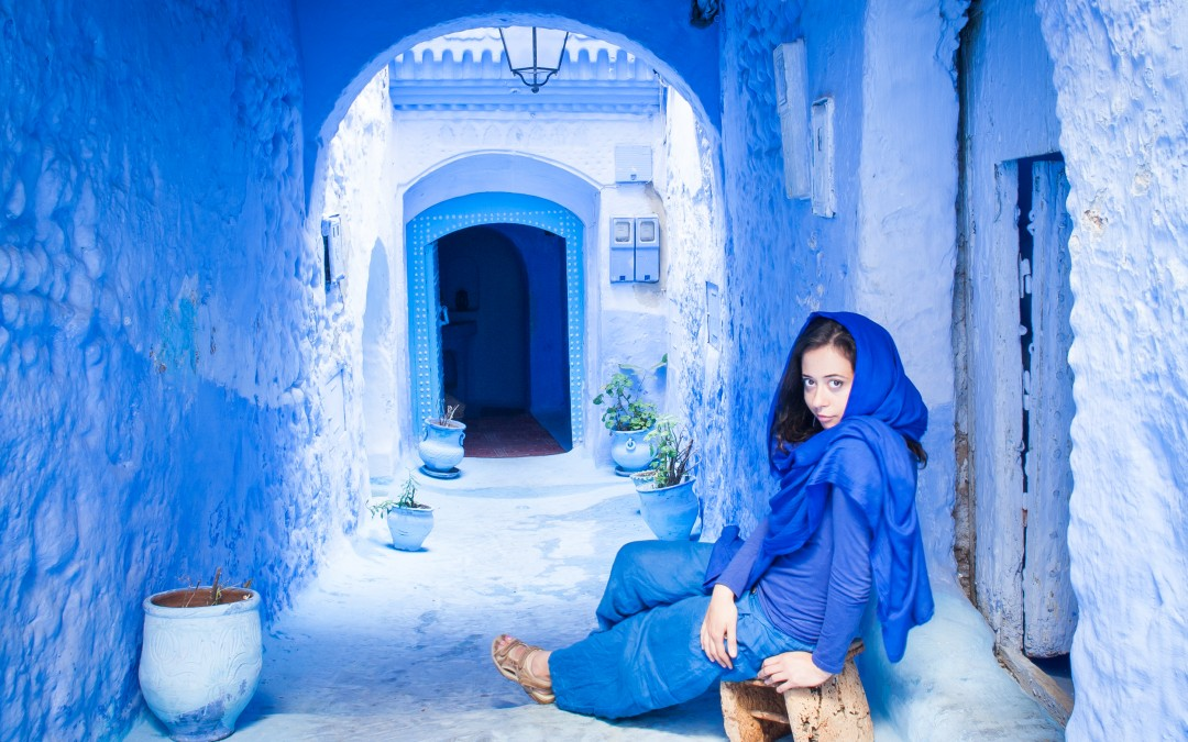 Blue Fairytale
