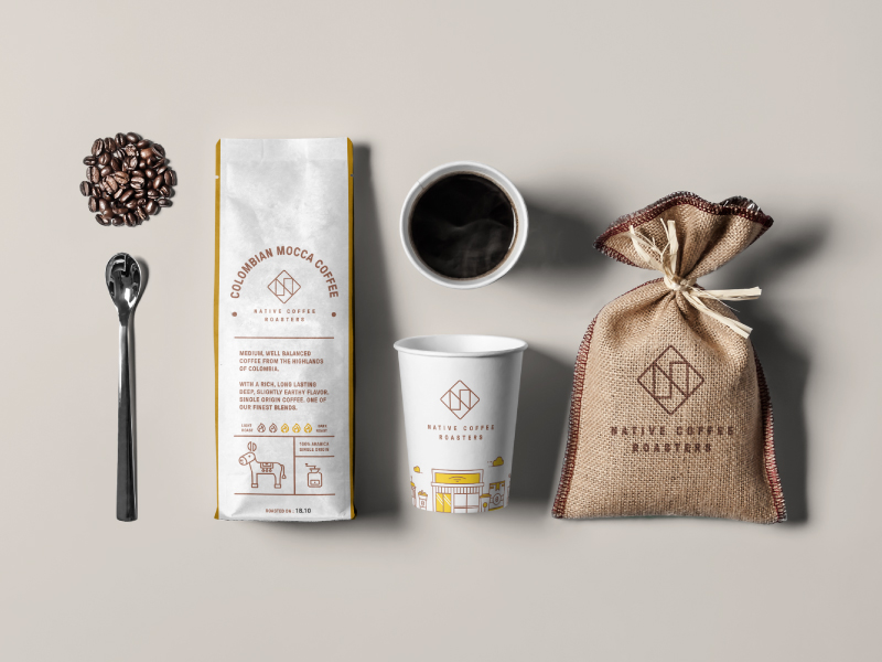 Native Coffee Packaging & Company Profile