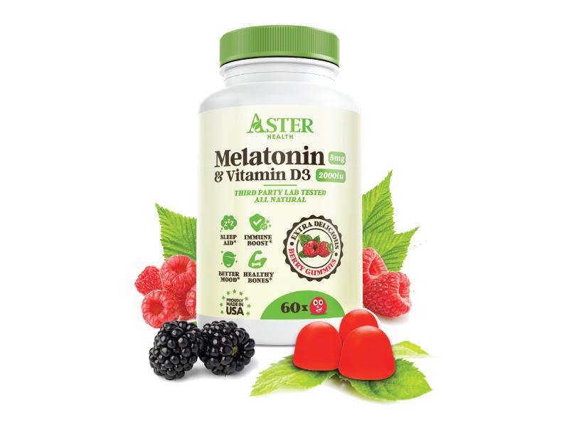 Branding & Packaging For Supplements
